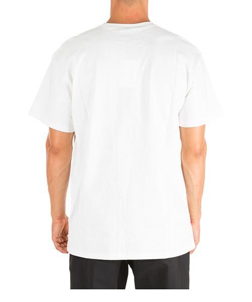 футболка с короткими рукавами круглый вырез горловины мужская jesus secondary image