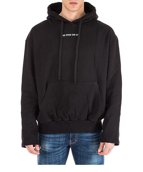 Men's hoodie sweatshirt sweat bowie flash