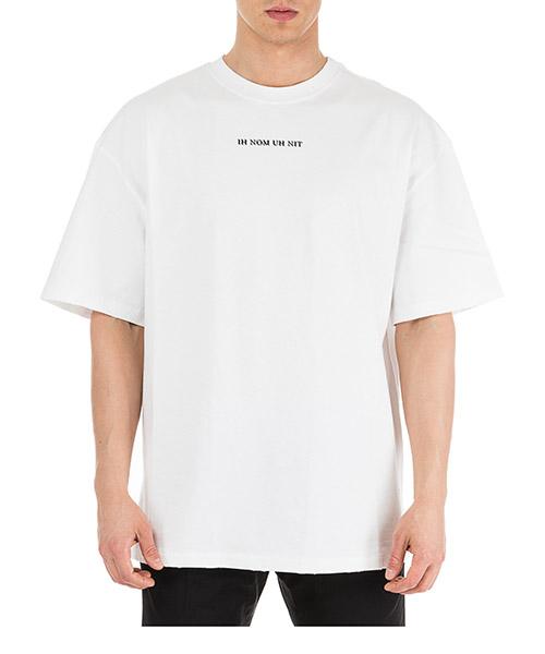 Camiseta Ih Nom Uh Nit Bowie flash NUS19213 bianco