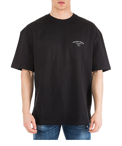 T-shirt Ih Nom Uh Nit Couture Atelier NUS19270 nero