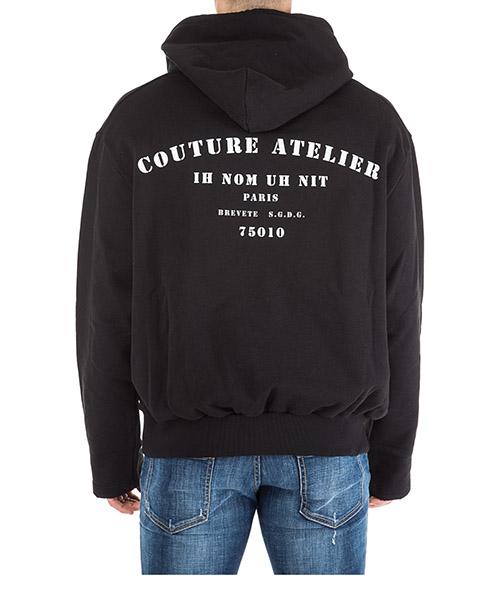 Herren kapuzenpullover kapuzensweatshirt kapuzen couture atelier secondary image
