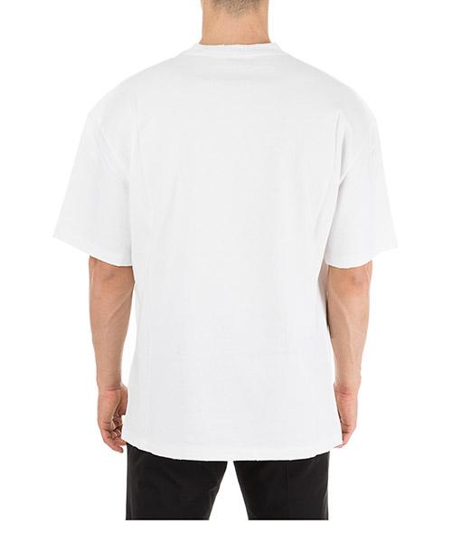 Herren t-shirt kurzarm kurzarmshirt runder kragen bowie scream secondary image