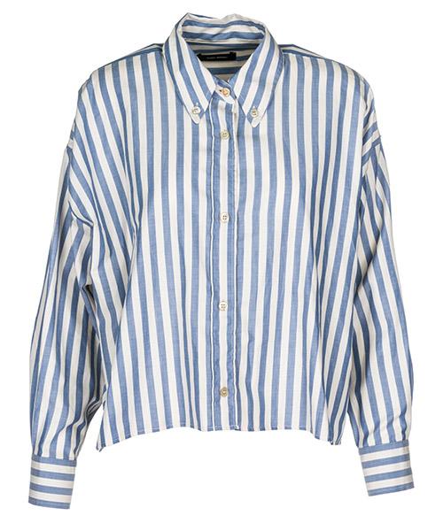 Camisa Isabel Marant CH022430BU blu