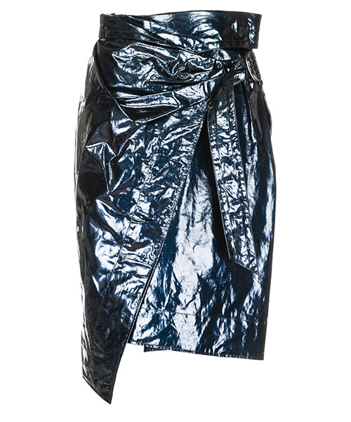 Gonna Isabel Marant JU084430MI blu