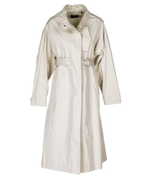 Trenchcoat Isabel Marant jaci MA037523EC beige