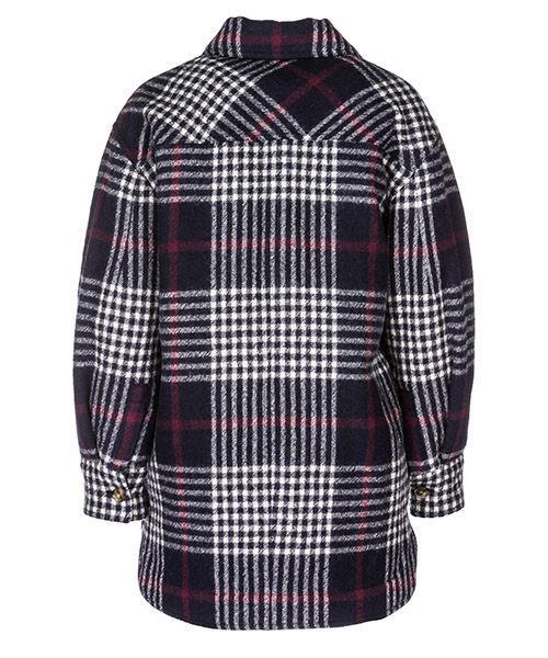 Manteau femme en laine  harvey secondary image