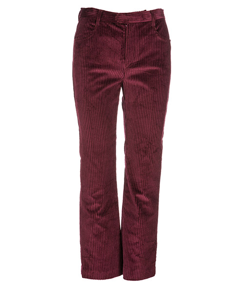 Pantalon Isabel Marant Meloy PA091780BY bordeaux