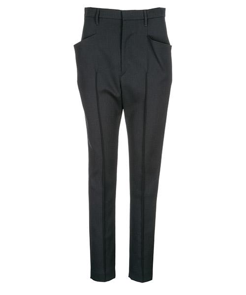 Trousers Isabel Marant Raynor PA096901BK nero