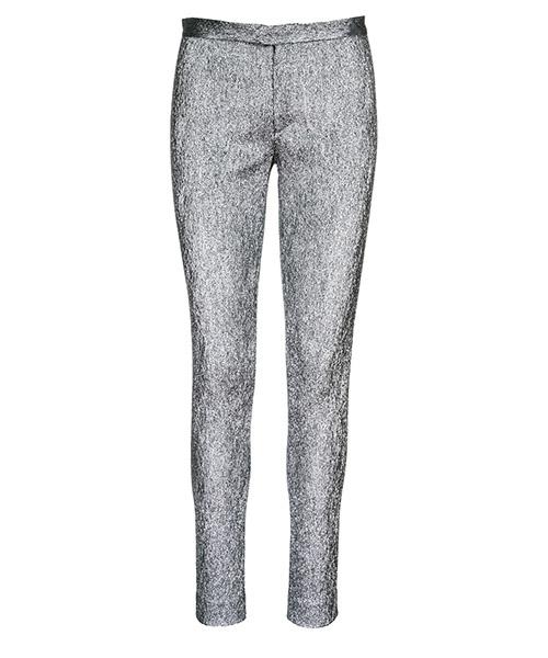 Trousers Isabel Marant Lenton PA098608SI argento