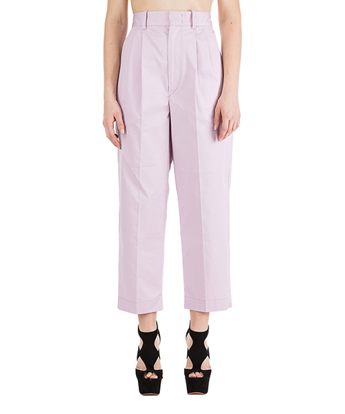 Trousers Isabel Marant PA1068 40LK light pink