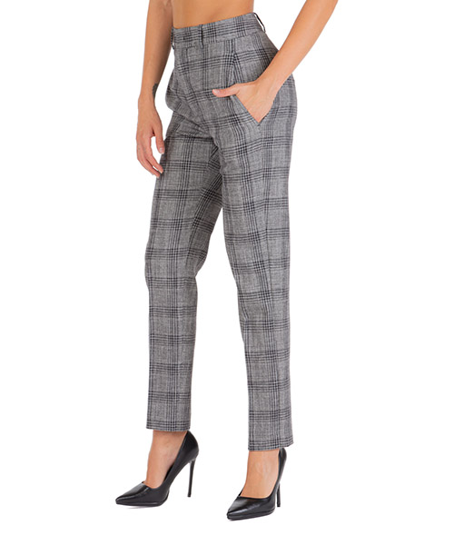 Pantalone Isabel Marant derys pa1375bkec grigio