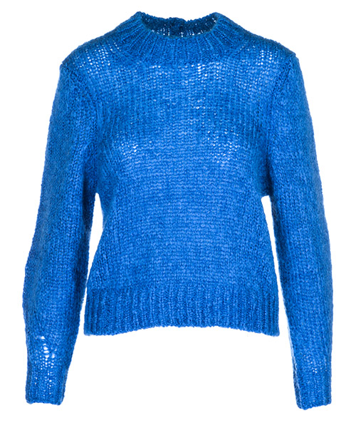 Maglione Isabel Marant PU077530BU blu
