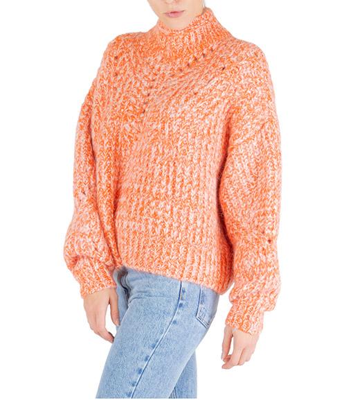 Pullover Isabel Marant jarren pu108911po arancio