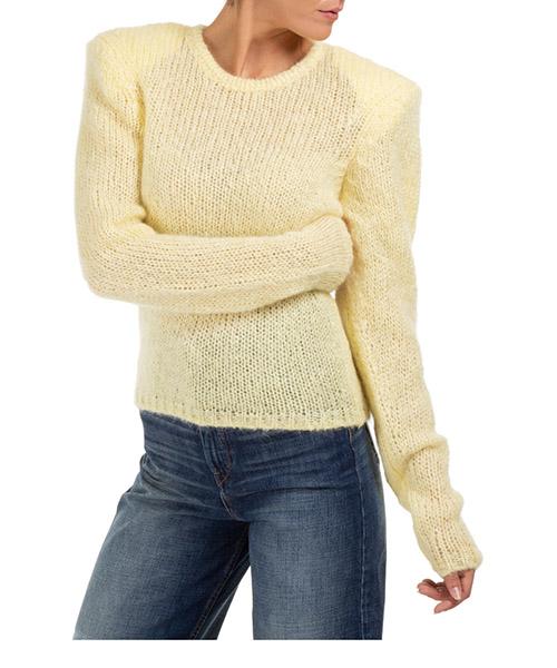 Jumper Isabel Marant erin PU138520A041I10YW giallo