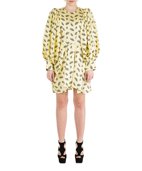 Mini dress Isabel Marant Reone RO129410YW giallo