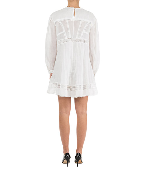 Women's short mini dress long sleeve rowina secondary image