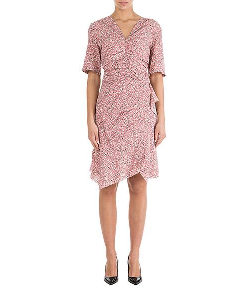 Knee length dresses Isabel Marant Arodie RO131940PK rosa