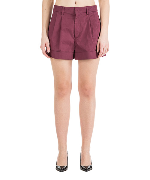 Short Isabel Marant SH021980GR bordeaux
