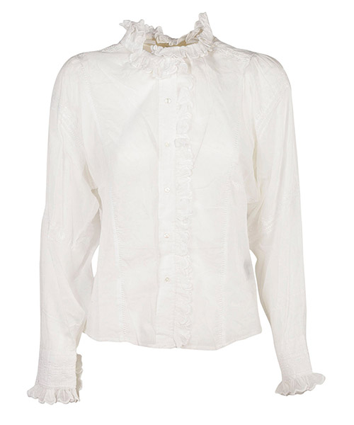 Camicia Isabel Marant Étoile CH021120WH bianco