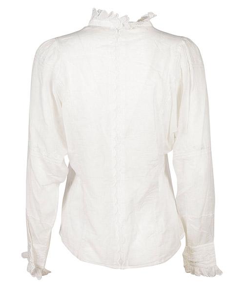 Camicia donna maniche lunghe secondary image