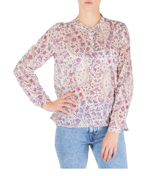 Camicia Isabel Marant Étoile maria ch023823ec rosa