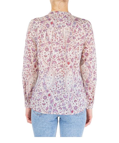 Camicia donna maniche lunghe blusa maria secondary image