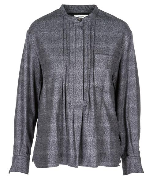 Camisa Isabel Marant Étoile CH026102AN grigio