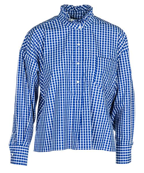 Рубашка Isabel Marant Étoile CH026230NA blu