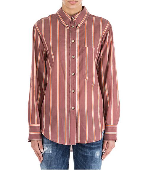 Camisa Isabel Marant Étoile CH041340RW rosa