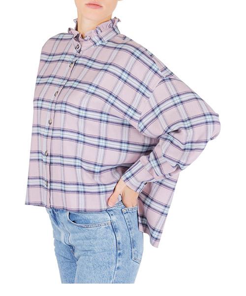 Camicia Isabel Marant Étoile ilaria ch0544pkbu rosa