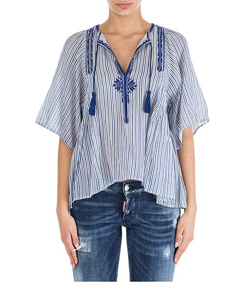 Shirt Isabel Marant Étoile HT134230BU blu