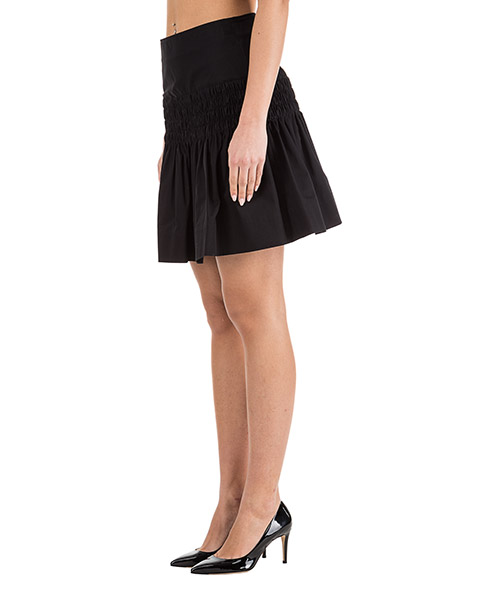 Women's skirt knee length midi oliko secondary image
