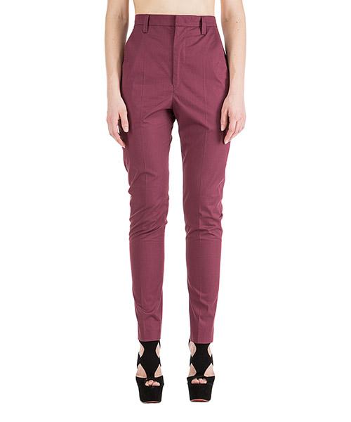 Trousers Isabel Marant Étoile PA1039 80GR bordeaux