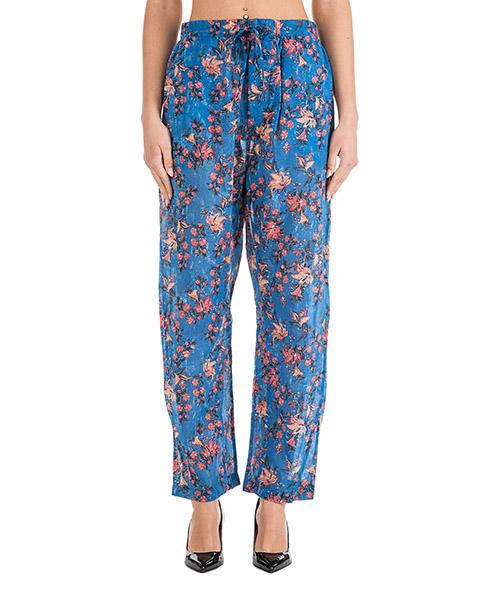 Pantalones Isabel Marant Étoile PA1143 30BU blu