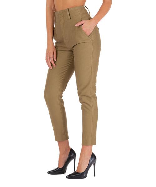 Pantalone Isabel Marant Étoile pa143867ki marrone