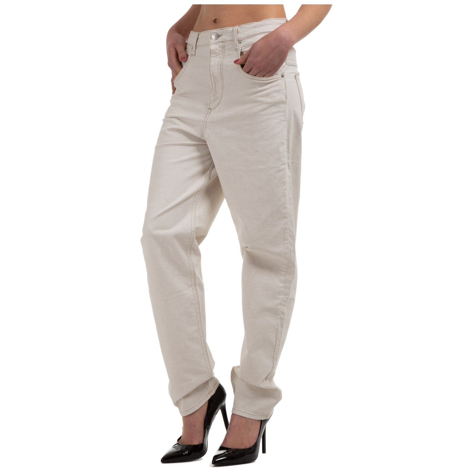 Jeans a sigaretta donna