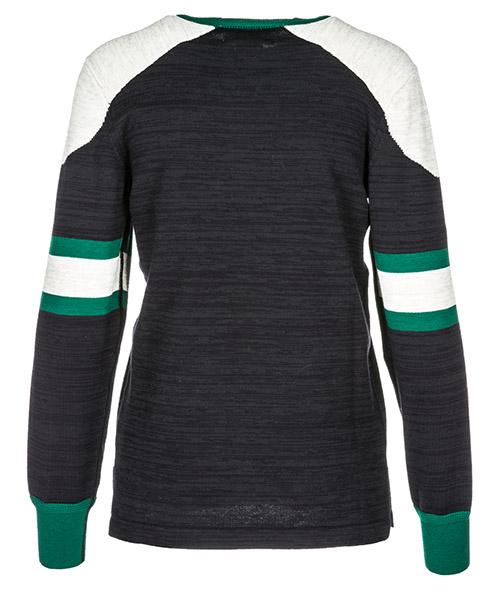 женский свитер с круглым вырезом джемпер круглый вырез secondary image