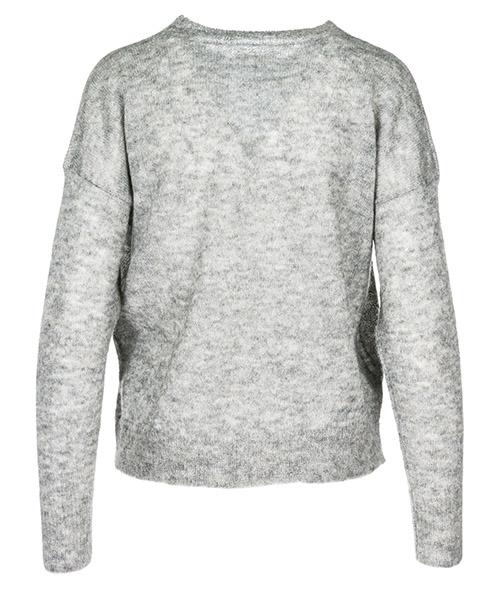 Suéter de cuello redondo sweater de mujer secondary image