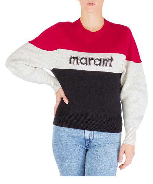 Pullover Isabel Marant Étoile kedy pu104740fa grigio