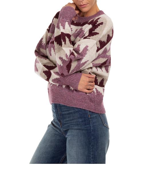 Pullover Isabel Marant Étoile gatsy pu135620a007e40rw viola