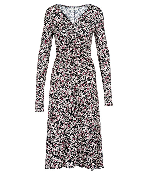 Короткое мини-платье Isabel Marant Étoile RO1169PKBK nero