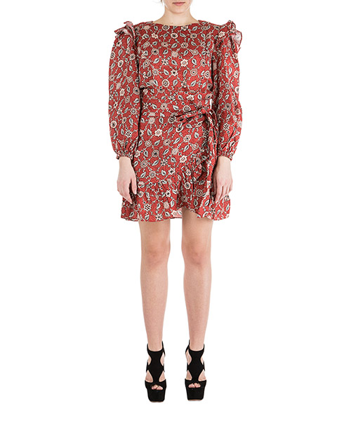 Mini dress Isabel Marant Étoile Telicia RO128811RU rosso