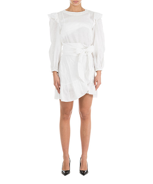 Mini dress Isabel Marant Étoile Telicia RO128820WH bianco