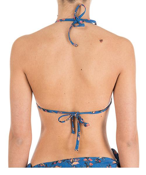 Bikini triangolo pezzo sopra donna shayla secondary image