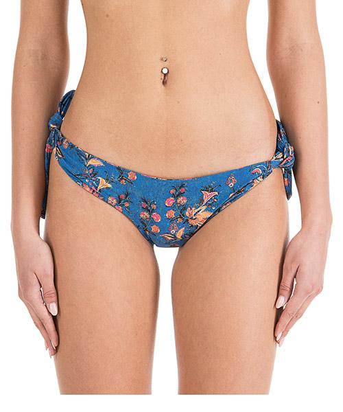 Bikini pezzo sotto Isabel Marant Étoile sukie sl000330bu blu