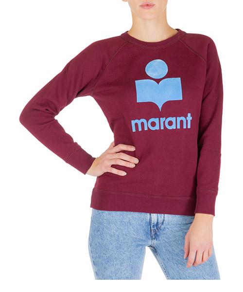 Sweatshirt Isabel Marant Étoile milly sw003780by bordeaux
