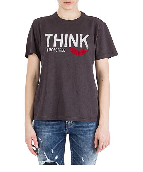 T-shirt Isabel Marant Étoile Zewel TS040602FK nero