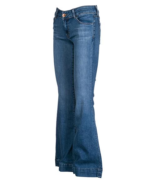 Jeans a zampa donna campana  love story secondary image