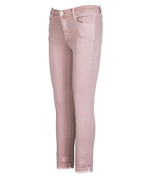 Jeans a sigaretta donna  capri secondary image