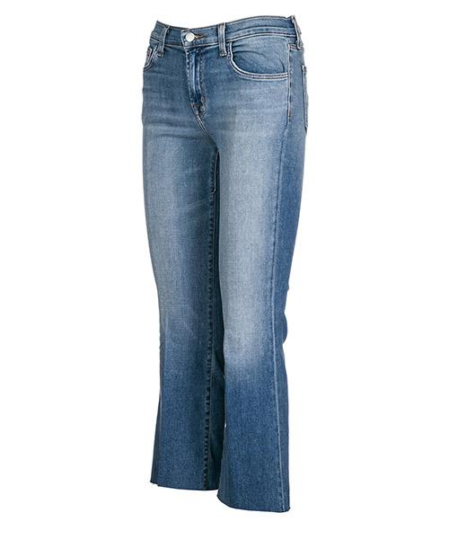 Jeans gamba dritta donna  selena secondary image